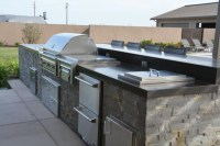 Outdoor Kitchens - San Francisco - von Custom Fireplace ...
