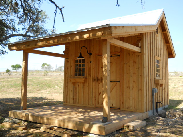 Well House For Equine Development Rustic Austin By Famous Barns