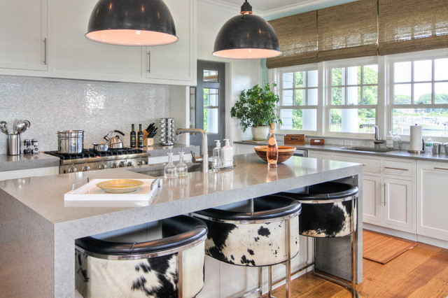 Sag Harbor beach-style-kitchen