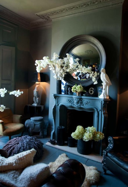 Abigail Ahern interiors  Eclectic  Living Room  London