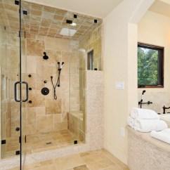 Spanish Style Living Room Furniture Ideas Wood Burning Stove Willow Glen House - Mediterranean Bathroom ...