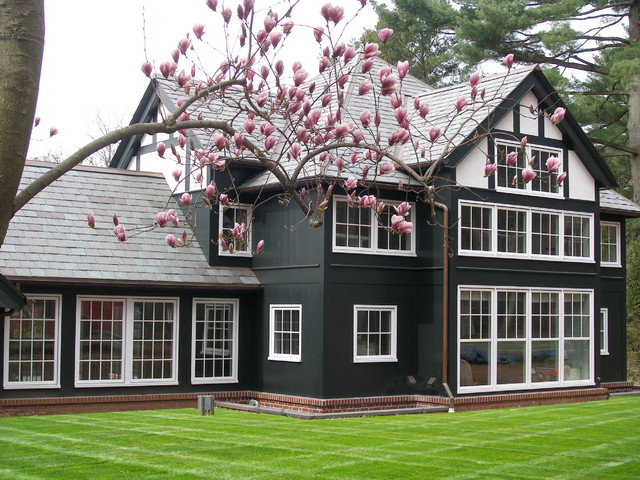 Residence II farmhouse-exterior