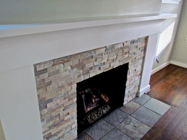 traditional living room ideas with fireplace and tv wall paint colors ledgestone beachwalk - ...