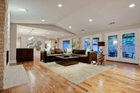 Del Roy Project - Nortex Custom Hardwood Floors - Modern ...