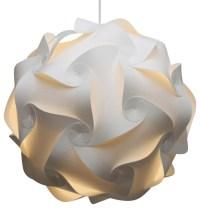 Swirl Hanging Pendant Lamp - Modern - Pendant Lighting ...