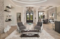 Formal Living Room - Transitional - Entry - miami - by ...