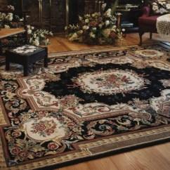 Traditional Living Rooms With Oriental Rugs Room Blue Sofa Elegant Fine Black Aubuson Rug Nejad Www Com