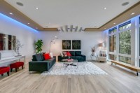 Living Room LED Lighting - Modern - Living Room - Seattle ...
