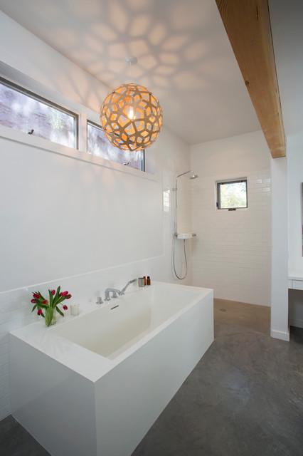 Santa Fe Remodel  Transitional  Bathroom  albuquerque  by Palo Santo Designs LLC