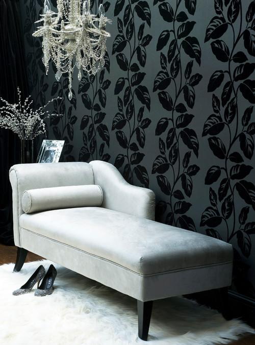 Very Velvet Chaise Longue