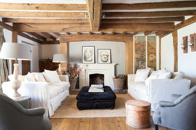 Ideas To Steal From Your Fantasy Holiday Cottage Living Room Houzz Ie