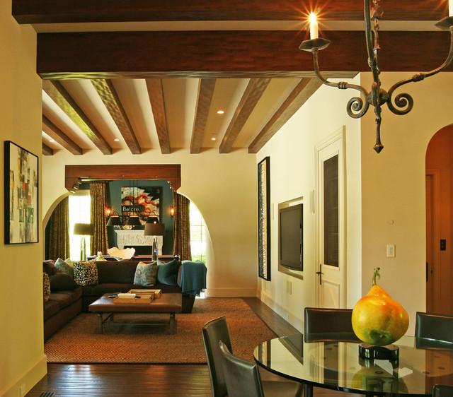 Tin Walls Interior