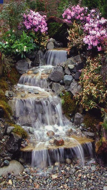 pondless waterfalls disappearing
