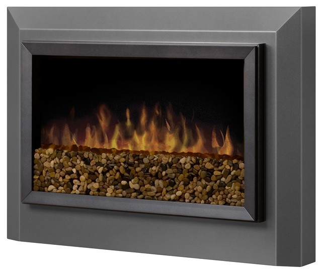 Serendipity Wall Hanging Electric Fireplace 34hf600gra Pelham Wall-mount Electric Fireplace - Contemporary