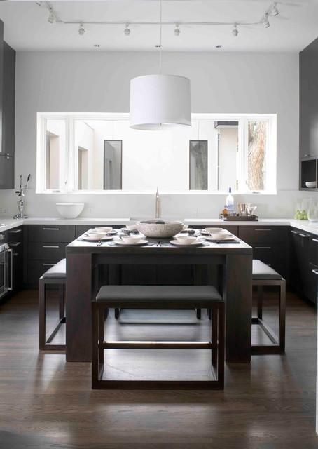Hilltop Modern contemporary-kitchen
