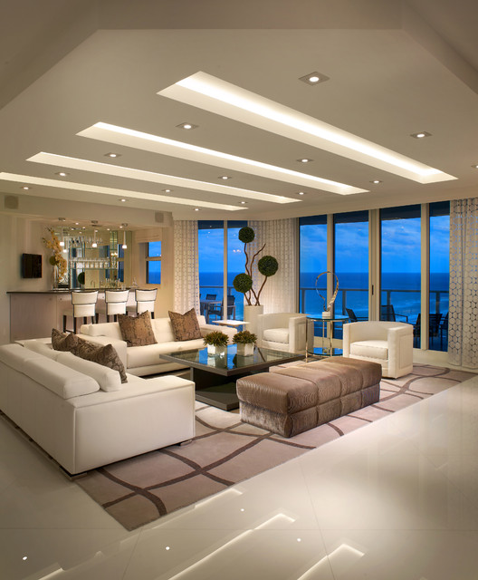 Interiors By Steven G Modern Living Room Miami By Interiors