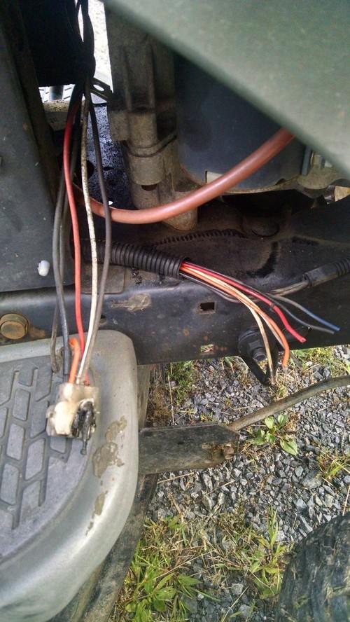 kohler engine charging system diagram 2004 honda civic craftsman lt 2000 wire problem
