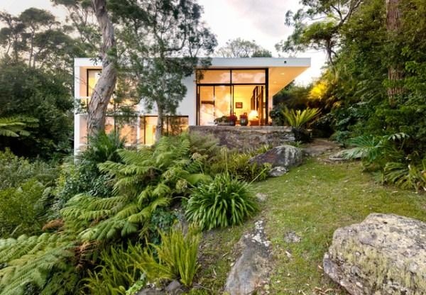 castlecrag house - modern exterior