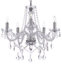 - Authentic Crystal Chandelier & Reviews | Houzz