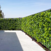 Balcony, Terrace | Outdoor Dining | Privacy Fence ...