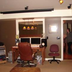 Kitchen Bay Window Treatments Remodeling Columbus Ohio Saratoga Music Studio/home Theatre - Traditional ...