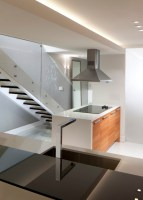 Stairs + Kitchen Island   Modern   Staircase   Miami   by ...