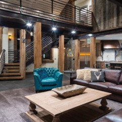 Images Of Modern Rustic Living Rooms Elephant Room Style Design Southern Sunshine By Bend Home Builders Pacific