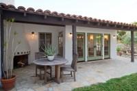 Historic Spanish Renovation - Mediterranean - Patio - Los ...