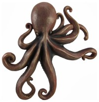 Shop Houzz | Zeckos Denizen of the Deep Octopus Wall Decor ...