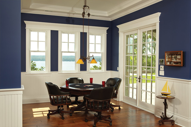 Lakeview Dining Room Traditional Dining Room By