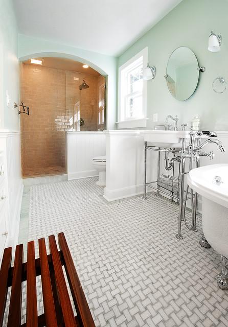 Bathroom Remodel  Expansion  Traditional  Bathroom  St