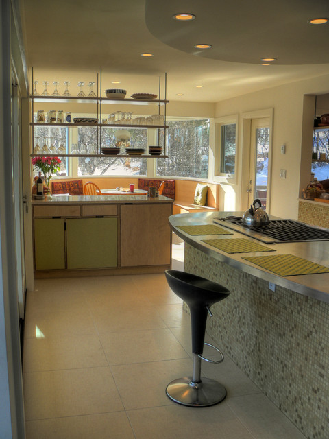 Knollwood renovation  Contemporary  Kitchen  Denver  by mark gerwing