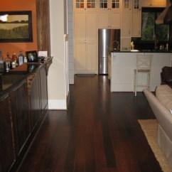 Top Rated Kitchen Cabinets Small Island Ideas With Seating Brazilian Walnut Flooring - St Simons Island, Ga ...