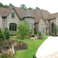 Homes traditional exterior atlanta by alex custom homes llc