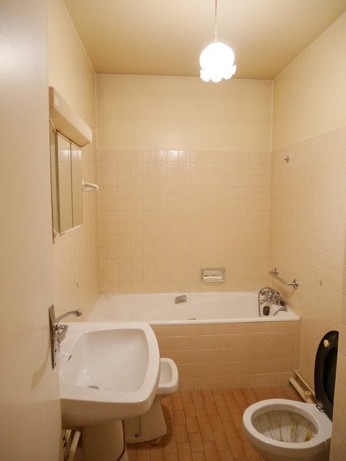 Rnovation salle de bain de 4m2