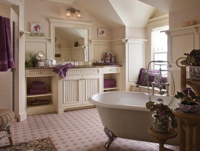 Cape Cod Bath  Traditional  Bathroom  Houston  by Cabinets  Designs