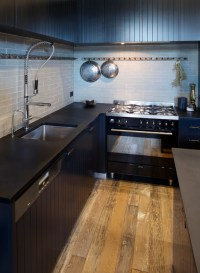 Woolloomooloo Apartment - Industrial - Kitchen - Sydney ...