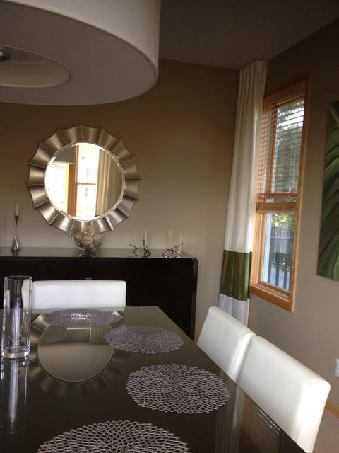 Modern Dining Space