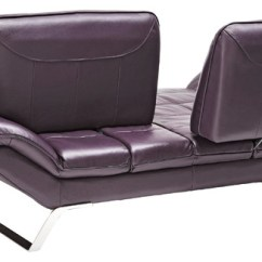 Eggplant Sofa Black And Red Corner Sofas Roxi Modern By Casaat