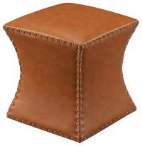 Tobias Ottoman - Contemporary - Footstools And Ottomans ...