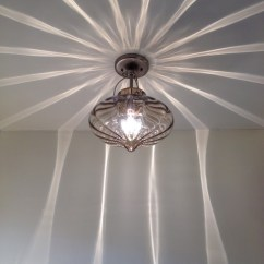 Lighting Ideas For Living Room High Ceiling Pictures The Foyer/hallway - Contemporary Hallway & Landing ...