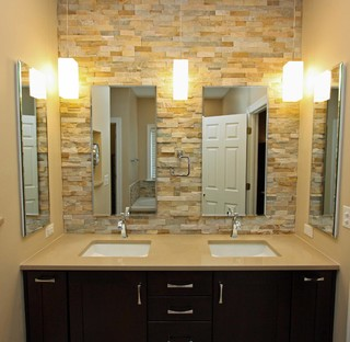Greensboro Bath Remodel