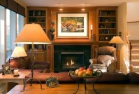 Creating a focal point in your room. - Traditional ...
