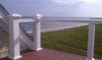 Balcony Railings With Stainless Steel Cable Rail ...