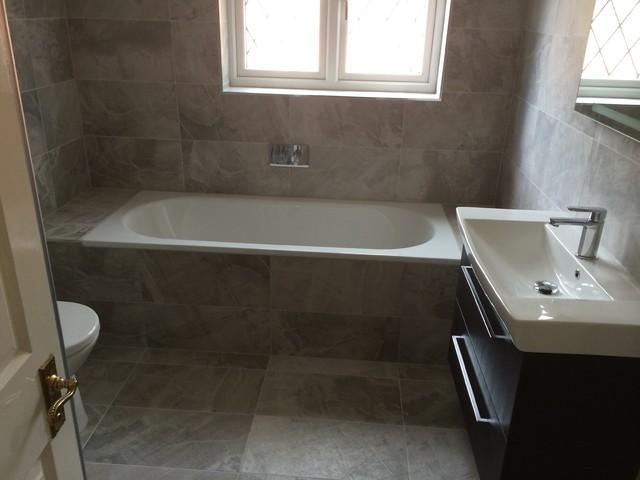Options 108 Builtin DoubleEnded Luxury bath