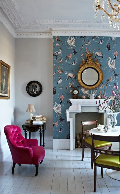 living room curtain ideas uk wallpaper decoration for feature wall to make a style statement - midwife and ...