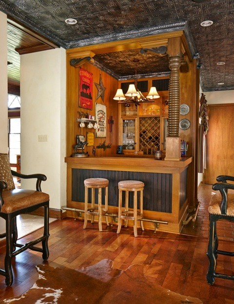 Wet Bar and wine room renovations Dallas remodel