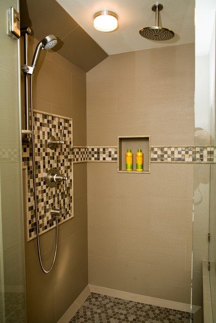 ShowerTubBathroom Ideas  Traditional  Bathroom  Seattle  by All Tile