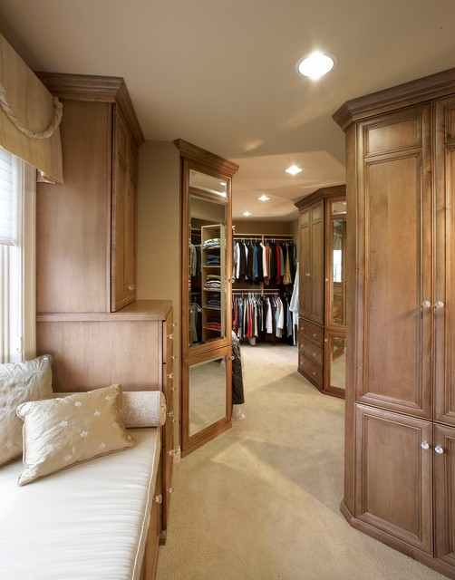 Luxury Master Bedroom Suite