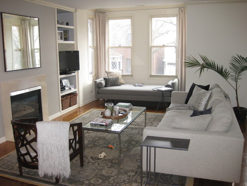 Furniture Placement Living Room Bay Window